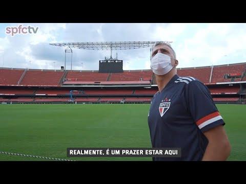 HERNÁN CRESPO - SÃO PAULO E GIGANTE