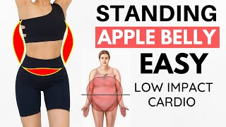 LOSE WEIGHT FULL BODY STANDING IN 30 DAYS  workout video