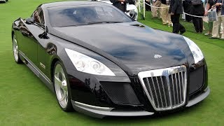 9 Of The MOST EXPENSIVE Cars In The World!