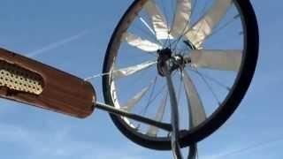 2...Вітрячок Molinos de viento casero Home wind mills Ветряк своими руками