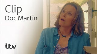 Sigourney Weaver in Doc Martin | Beth & Mrs Tishell Have Lunch | ITV