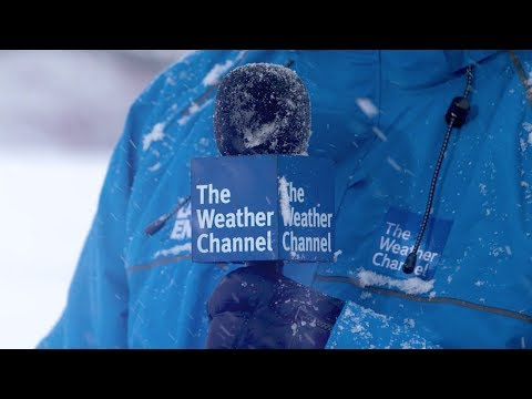 Winter Ready With The Weather Channel