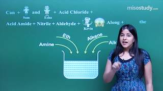 Interesting method to Learn Preference Order IUPAC Nomenclature Chemistry | Misostudy