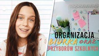 ORGANIZACJA BIURKA I PRZYBORÓW SZKOLNYCH - Back To School 2019 #3