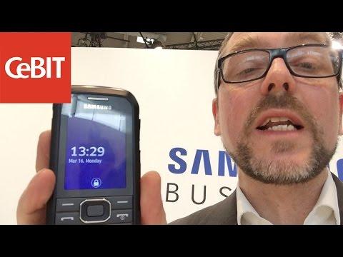 CeBIT 2015: Samsung B550H im ersten Check