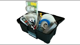 Do-It-Yourself (DIY) Home Energy Saving Toolkit