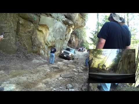 Off Road Adventure - 2015 Jeep Renegade Trailhawk (It really can do trails)