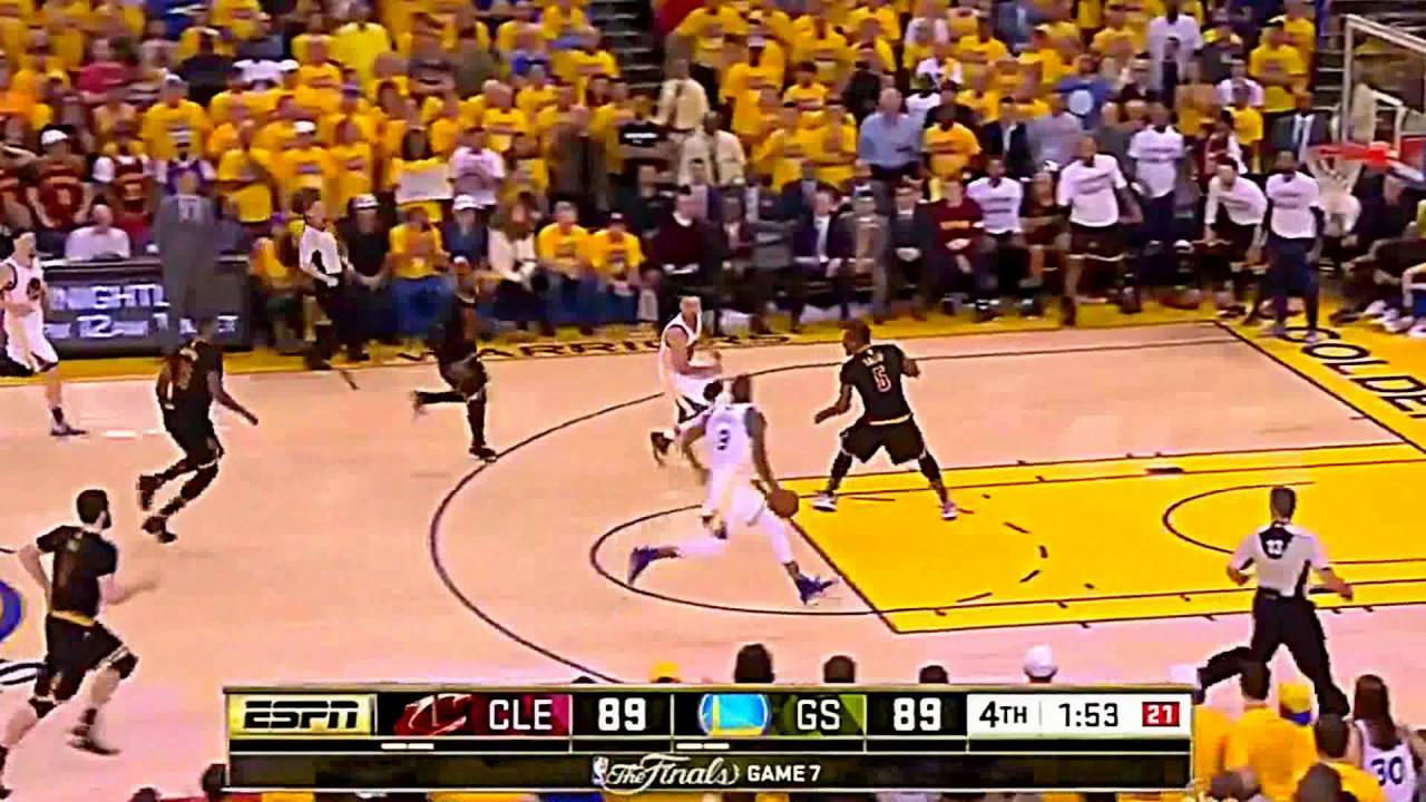 LEBRON JAMES GREATEST block OF ALL TIME (game 7  nba finals 2016) - YouTube 3bed24ed6f3d