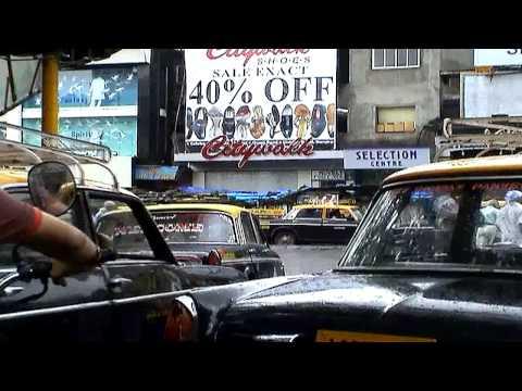 Mumbai 2006 from a taxi / ll