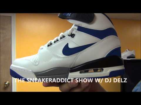 Nike Air Revolution Sneaker Review ,Comparing to Air Jordan 3 Plus On Feet W/ @DjDelz Don C