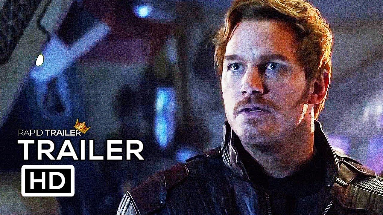 avengers: infinity war star lord mocks thor trailer new (2018