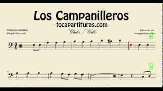 Los Campanilleros Sheet Music for Cello
