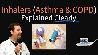 Inhalers (Asthma Treatment & COPD Treatment) Explained!