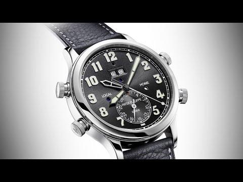 Patek Philippe TechNews #5: Alarm Travel Time Ref. 5520 - Section 1