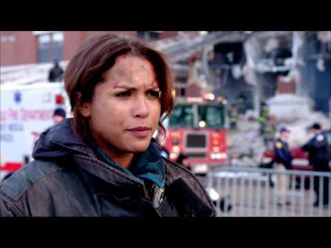 """Chicago Fire & Chicago PD: A Dark Day Episode: MONICA RAYMUND """"Gabriella Dawson"""" Interview"""
