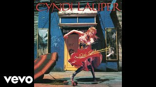 Cyndi Lauper - Time After Time (Audio)