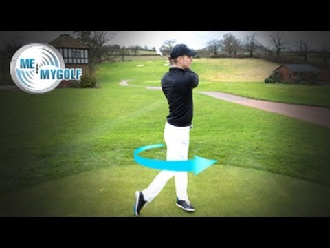 Golf Tip Golf How To Hit Irons