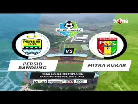 Persib Bandung vs Mitra Kukar: 3-1 All...