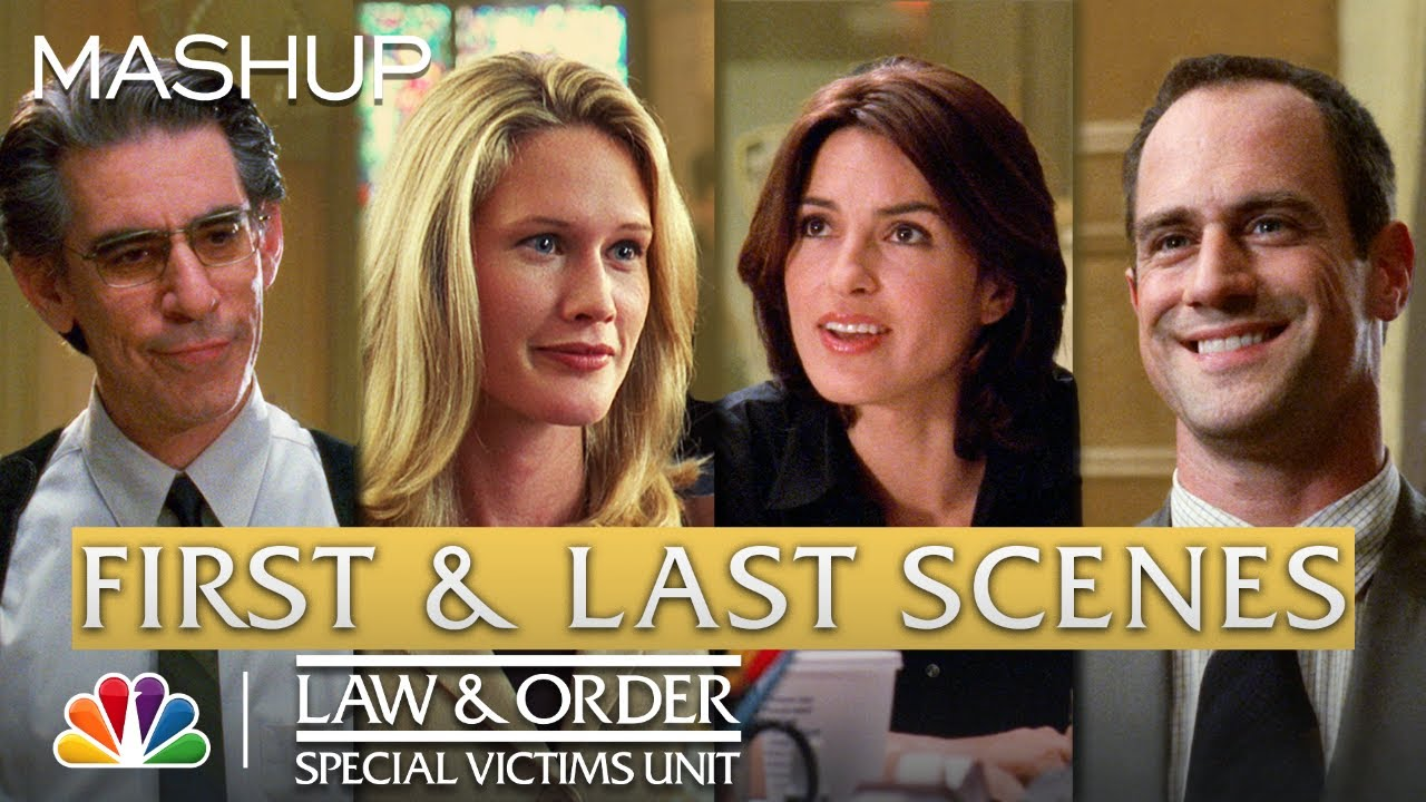 Download SVU Characters' First and Last Scenes - Law & Order: SVU