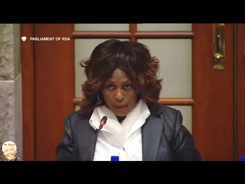 Watch Makhosi Khoza AND Mbuyiseni Ndlozi Upset By ANC Boycott