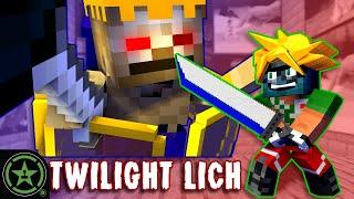 Twilight Lich Boss Fight - Minecraft