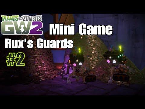 Mini Game - Rux's Guards #2 Plants vs Zombies Garden Warfare 2