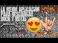 LA MEJOR APLICACION PARA DESCARGAR ROCK Y METAL 2016!! *----*