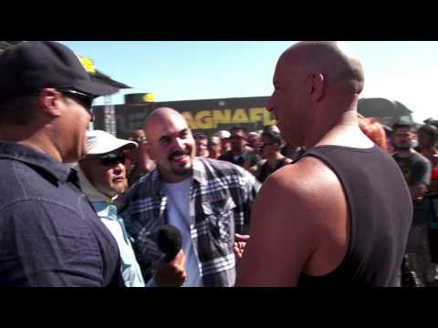 Fast & Furious 7 - Race Wars Featurette (Universal Pictures) HD
