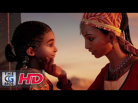 "CGI 3D Animated Trailers: ""Bilal: A New Breed of Hero Teaser"" - by  Barajoun Entertainment"