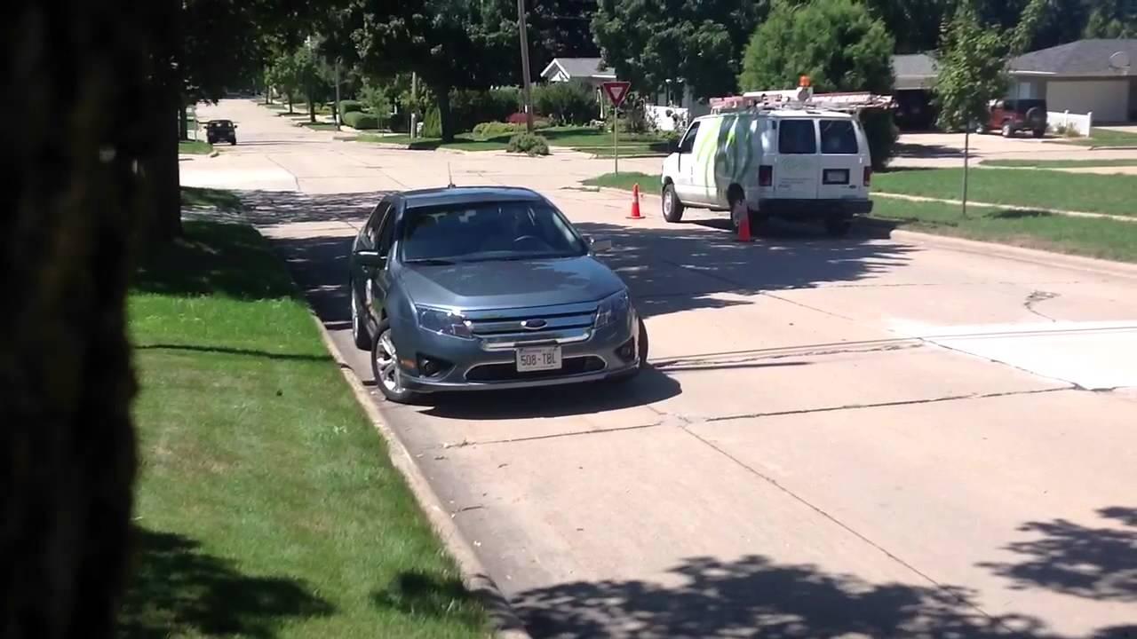 How To Park A Car Beside A Curb