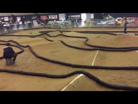 4wd Buggy A Main T&T Speedway Shreveport, LA 3/21/15