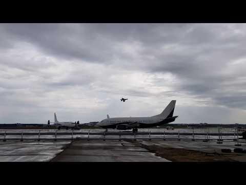 MiG-21LanceR demo @ Black Sea Defense & Aerospace -BSDA 2018