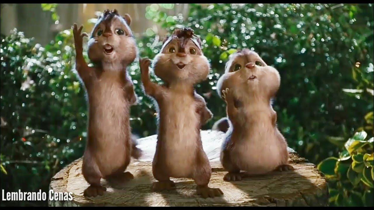 Alvin E Os Esquilos 2 Looke