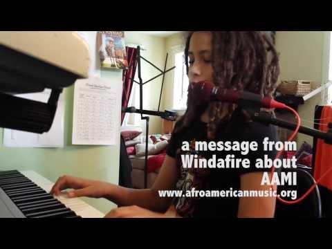 Windafire 4 AAMI Afro American Music Institute