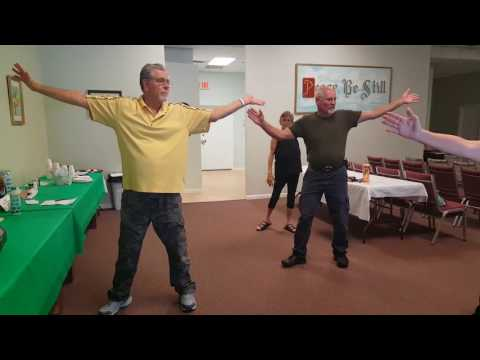 Tai Chi class, Unity of Port St. Lucie