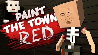 LET'S PLAY A GAME - Best User Made Levels - Paint the Town Red