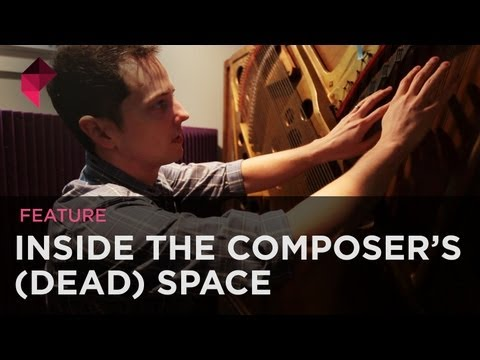 Inside the composer's (dead) space