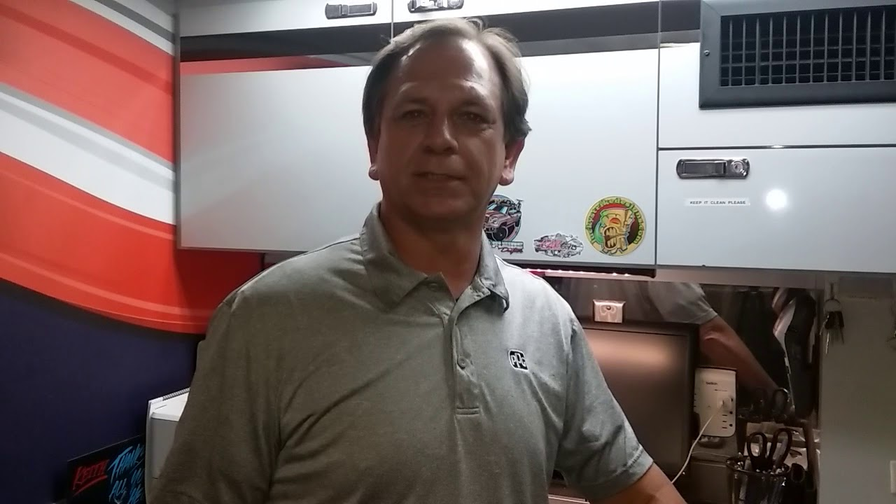 Keith MacDonald PPGs Show Truck Driver At The Goodguys Del Mar - Good guys car show t shirts