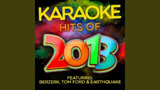 Shine My Shoes (In the Style of Robbie Williams) (Karaoke Version)