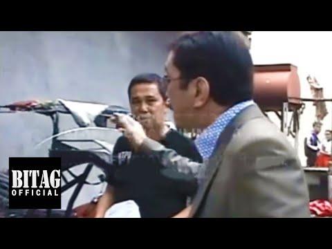 KULAS (Tatay ng kotongero, muntikang masapak ni BITAG!)