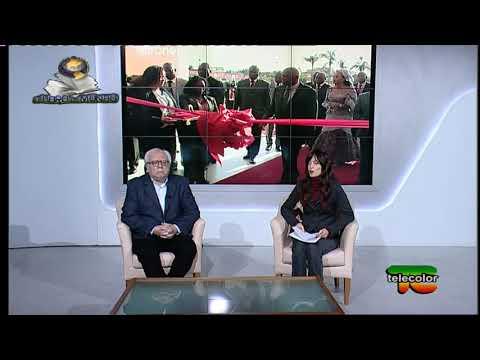 Il libro del mondo: Premier Gentiloni in Angola - 28.11.2017