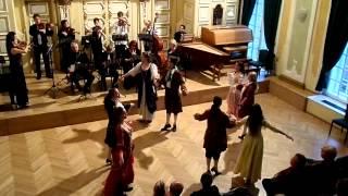 Gáláns hangok, barokk táncok -koncert (Gavotte) Thumbnail