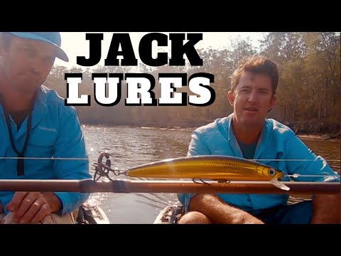 What's In Your Lure Box - John Welch - Mangrove Jack And Trevally In The Creeks