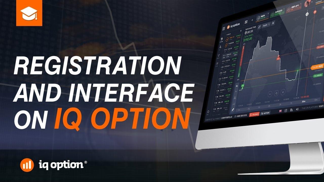 iq option register