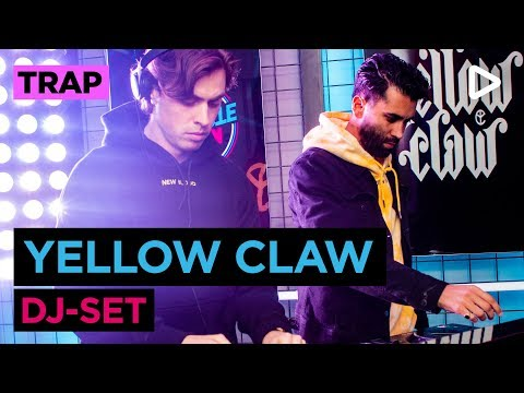 Yellow Claw (DJ-set) | SLAM!