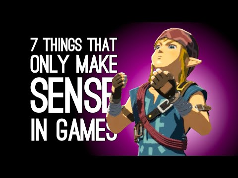 7 Weird Things That Only Make Sense in Games