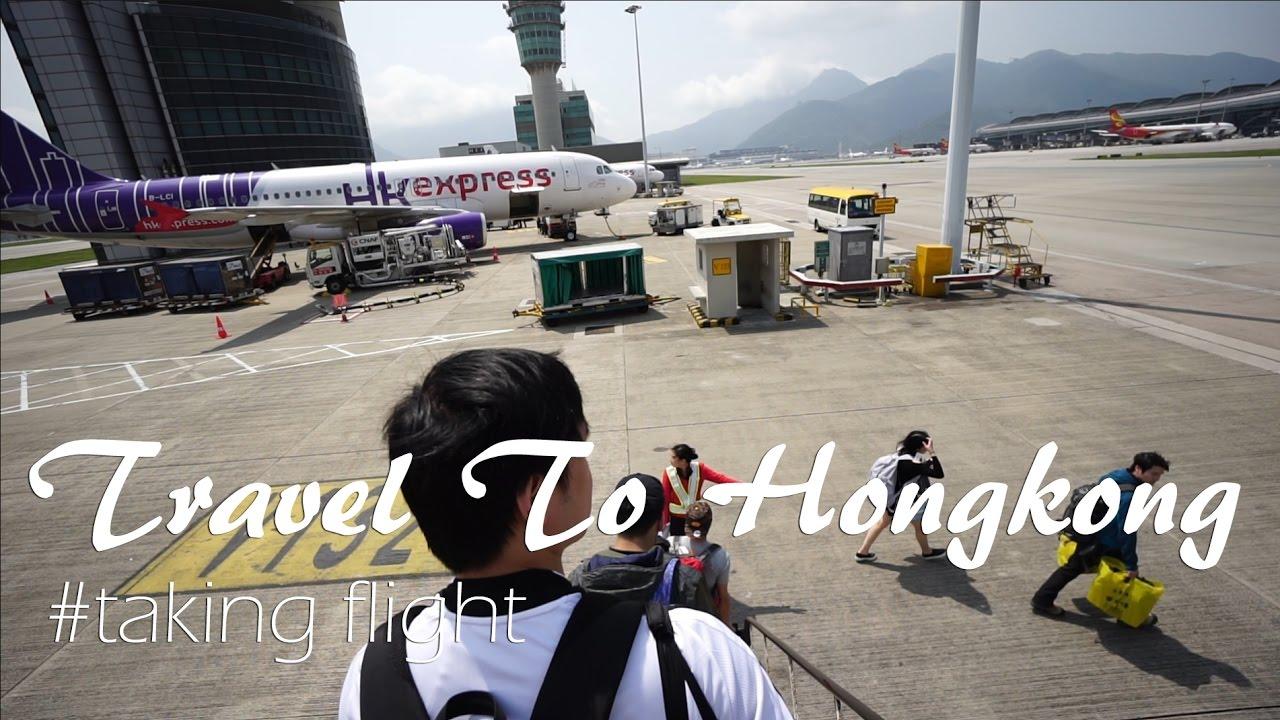 臉Vlog〉花蓮機場國際線體驗 尖沙咀高CP值住宿 II Hongkong香港 - YouTube