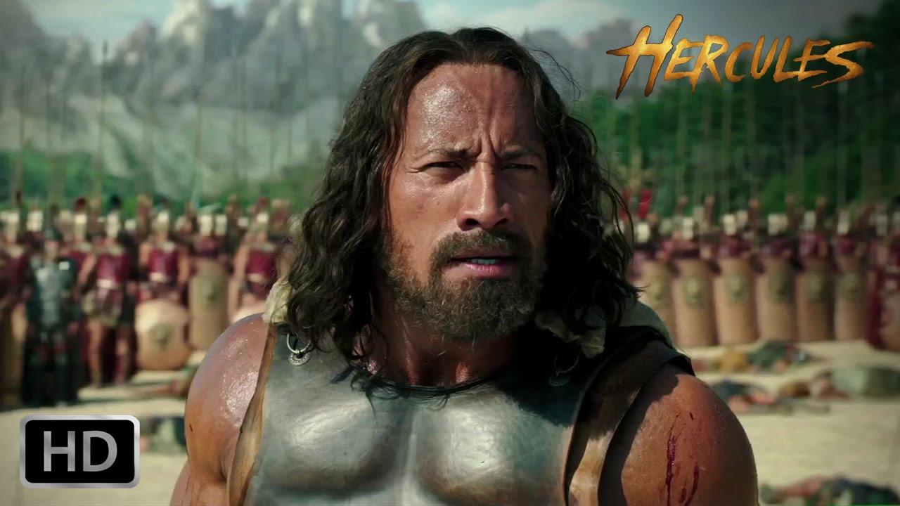 Hercules Featurette - Armed For Battle (2014) - Dwayne ...