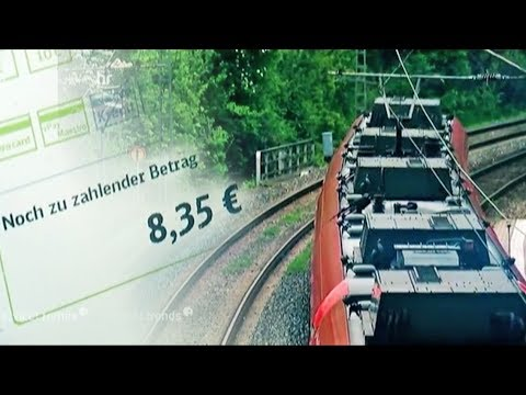 Preis-Chaos Bei Der Bahn