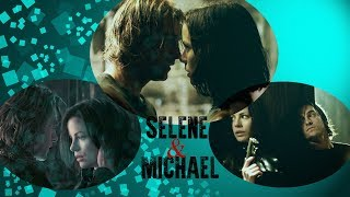 ► Selene Andamp Michael Corvin ϟ Underworld  ♣ Curtain Call ♣